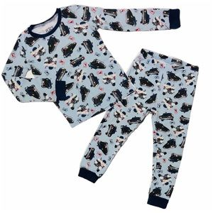 The Children's Place Long Sleeve Pajama Set Boy 3T